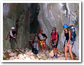 canyoning Verdon Main Morte